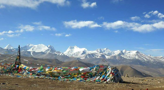 Everest kangshung face trek