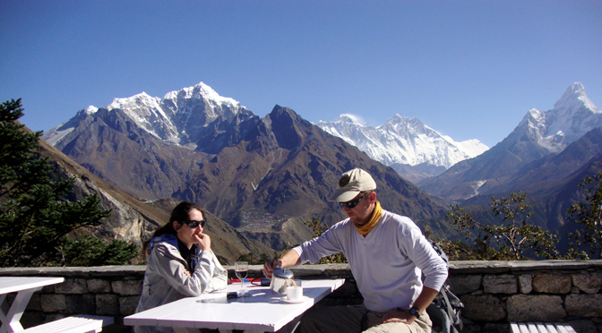 Honeymoon tour packages at Everest view hotel Khumbu