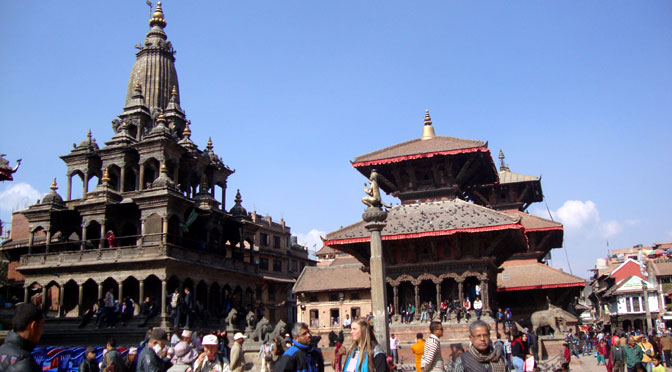 Krishna Mandir patan Travel attractions Nepal
