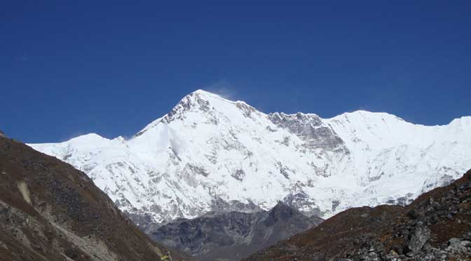 Mount Cho Oyu - Cho oyu expedition