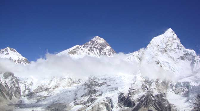 Mount Everest 8848 Everest Expedition