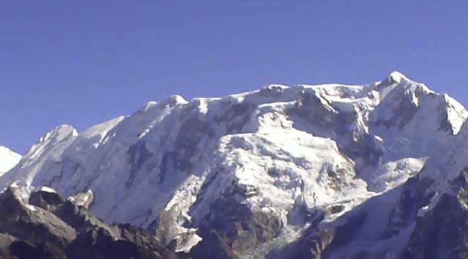 Mount Kanchenjunga - Kanchenjunga expedition