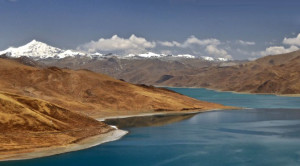 Namtso lake trek
