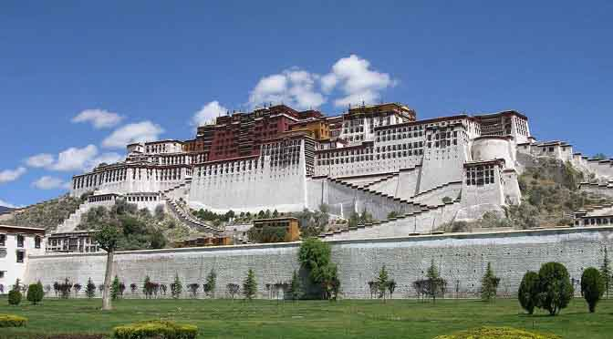 Potala Palace Tibet tours