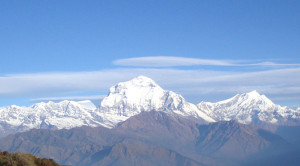 Around Dhaulagiri circuit trek