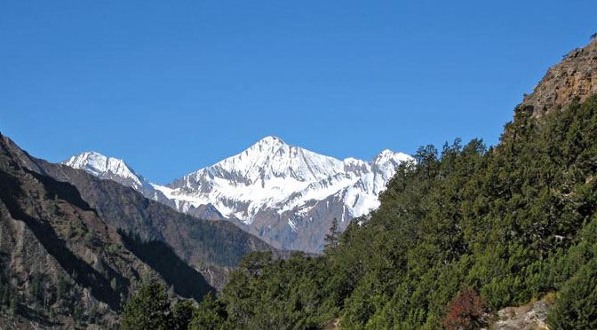 Saipal himal base camp - Saipal base camp trek