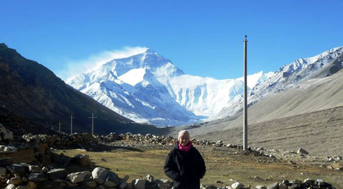 Everest tours - Everest base camp Tibet