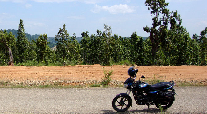 Motorcycle tours in Nepal