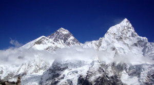 Who was the first person to climb Mount Everest