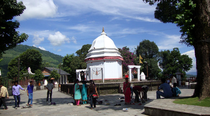 Bindhyabasini temple - Things to do in Pokhara