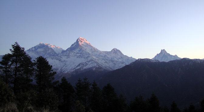 adventure holidays nepal