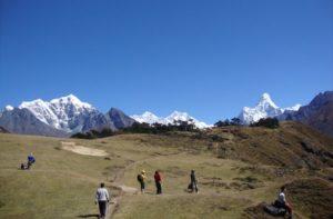 All inclusive Mount Everest base camp trek from Kathmandu 14 days