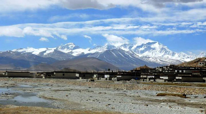 ganden to samye trek - Ganden to samye monastery trek