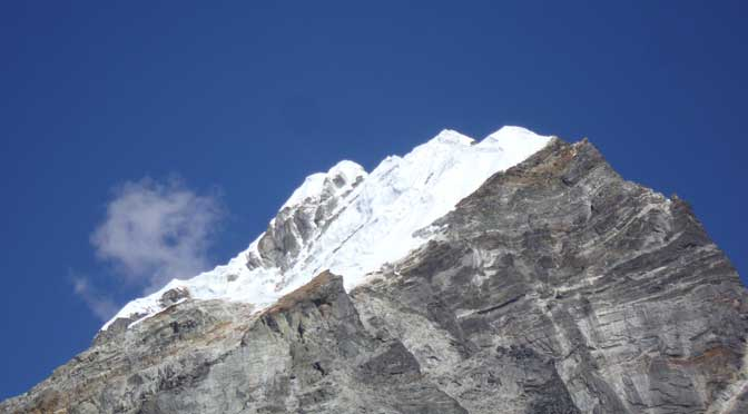 Lobuche peak - Lobuche East peak climbing