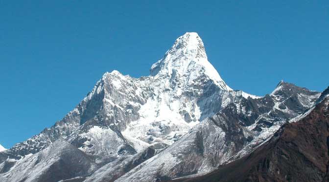 Mount Amadablam - Ama dablam expedition