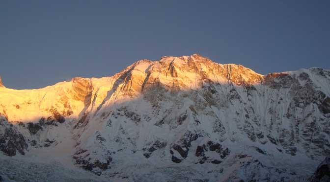 Mount Annapurna I - Annapurna expedition