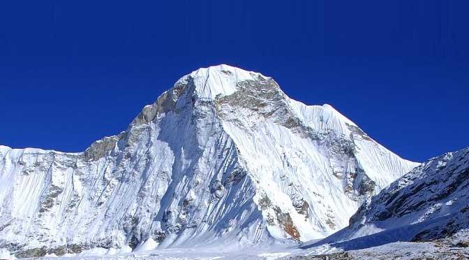 Mount Baruntse - Baruntse expedition
