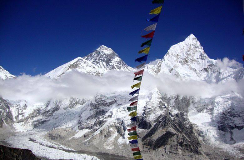 Mount Everest base camp trek Nepal