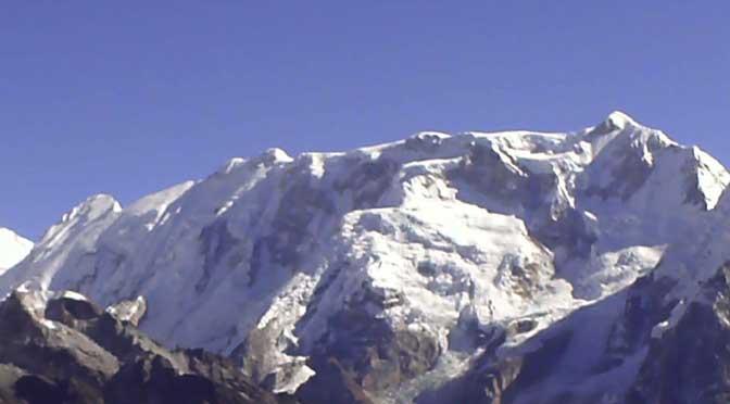 Mount Kanchenjunga - Kanchenjunga expedition