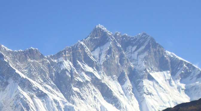 Mount Lhotse - Lhotse expedition