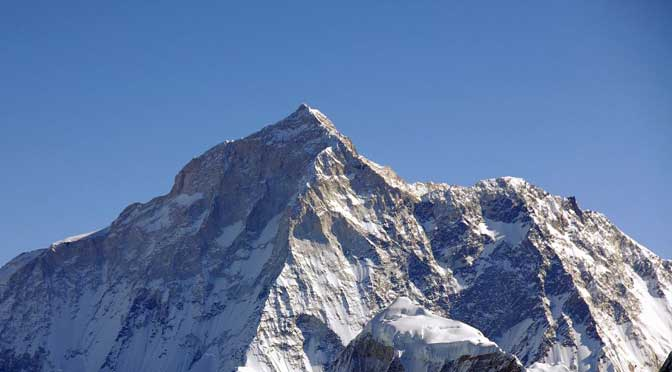 Mount Makalu - Makalu expedition