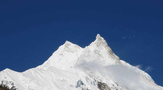 Mount Manaslu - Manaslu expedition