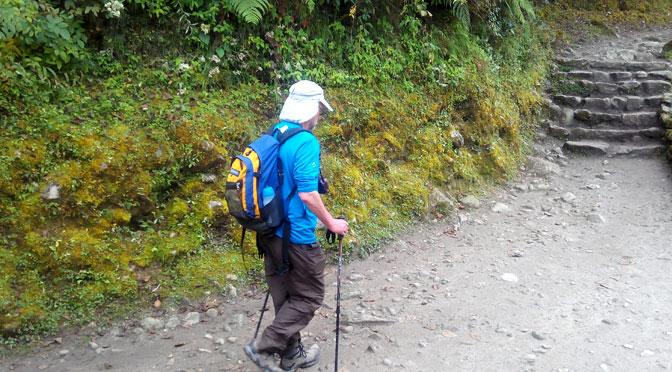 Nagarkot hiking via Chisapani