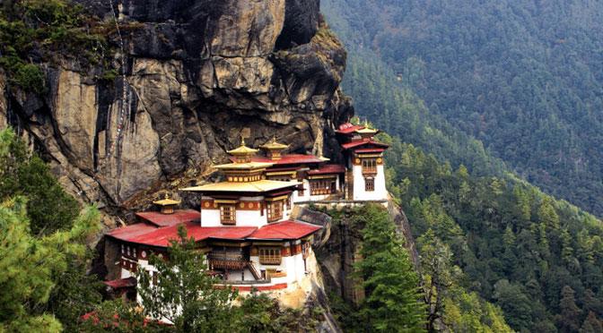 Paro Taktsang or Tiger's Nest Bhutan tours