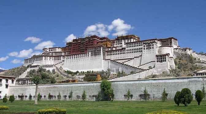 Potala Palace Tibet tours