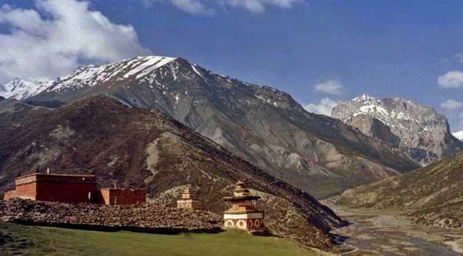 Shey Monastery Upper dolpa the Upper dolpo trek