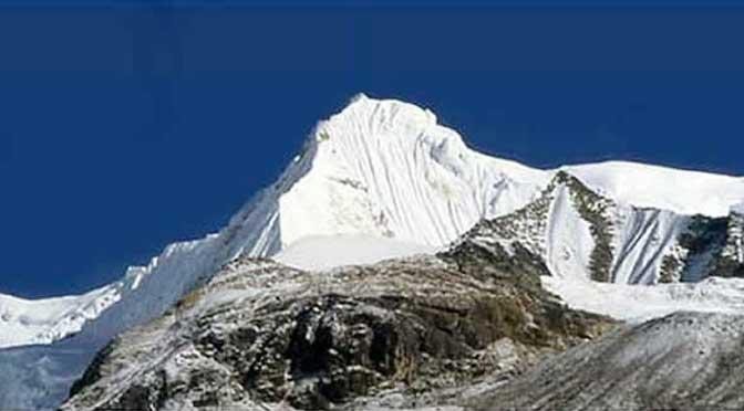 Singu chuli - Singu chuli peak climbing