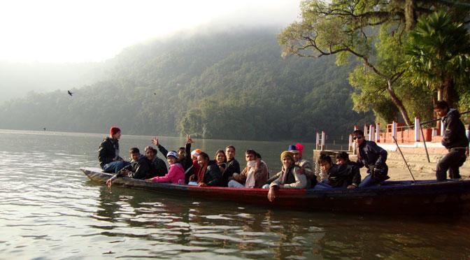 Student holidays Nepal