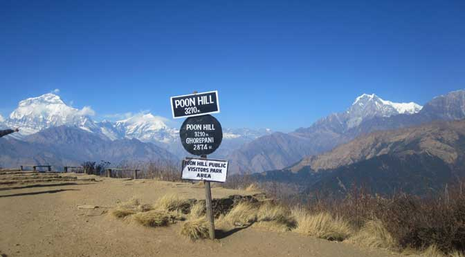 Poon hill - Travel offers Nepal