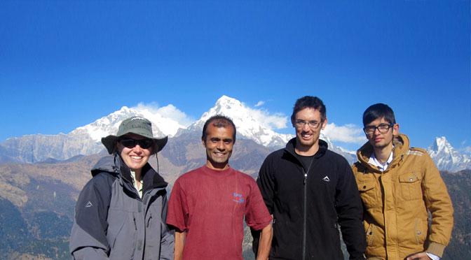 Walking holidays Nepal
