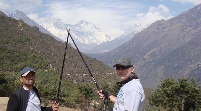 Trekking equipments