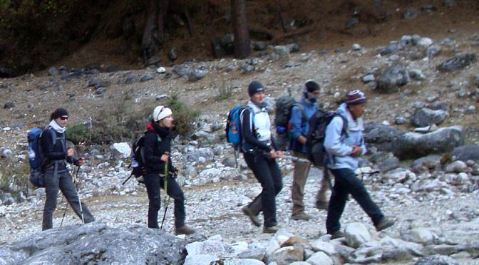 Bhairav kunda - Bhairav kunda trek