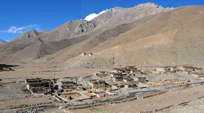 Limi valley - Limi valley trek