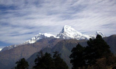 Poon hill trek 4 to 5 Days to explore Ghorepani poon hill Nepal