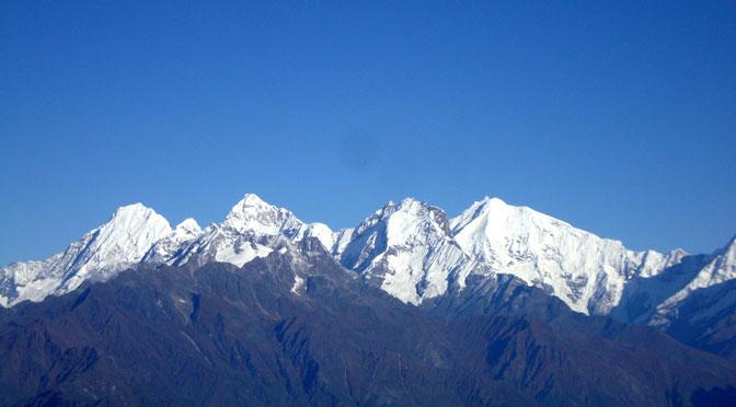 Ganesh himal Ganesh Himal trek