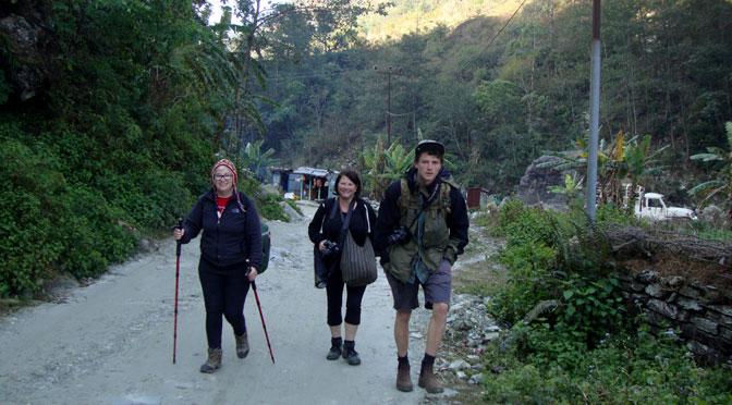 Family holidays Nepal