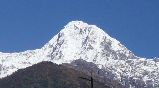 Hiunchuli peak - Hiunchuli peak climbing