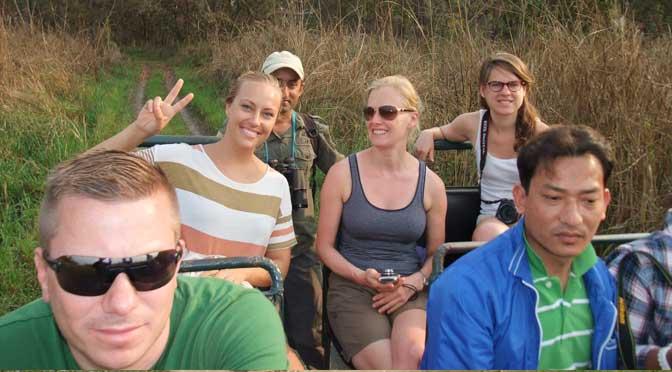 Chitwan jungle safari tours