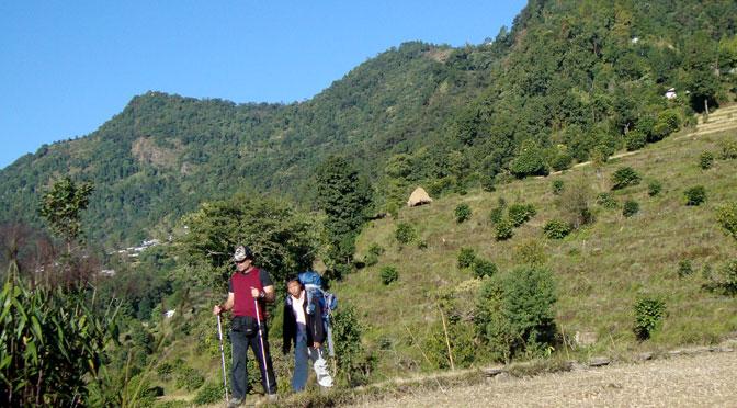 Royal trek Annapurna Nepal