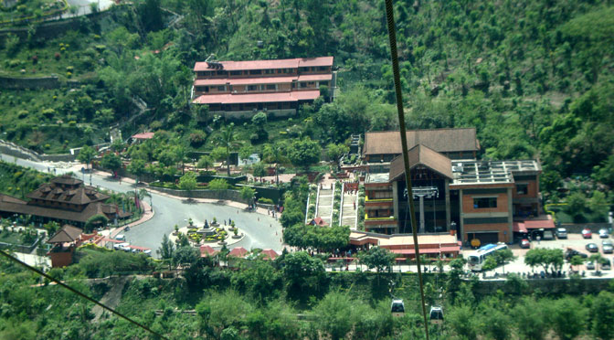 Manakamana cable car Nepal