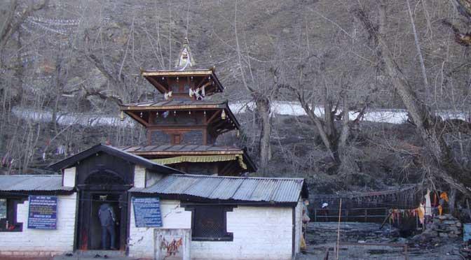 Muktinath tour - Muktinath Temple