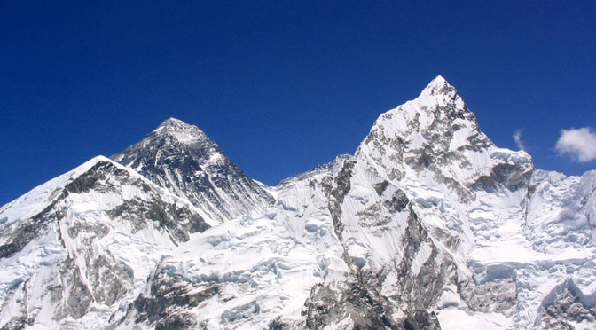 How long does it take to climb Mount Everest 8848m
