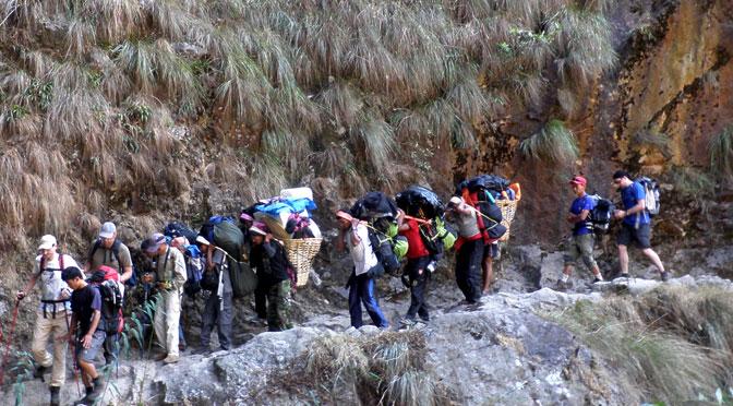 Lapchi trek explore Lapchi Kang & Milarepa Cave