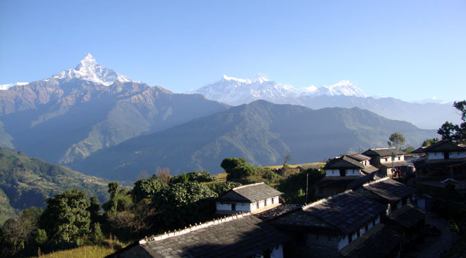Village tours to promote Nepal village tourism