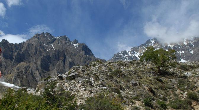 Badi malika trek to Explore Khapad, Badimalika and Ramaroshan