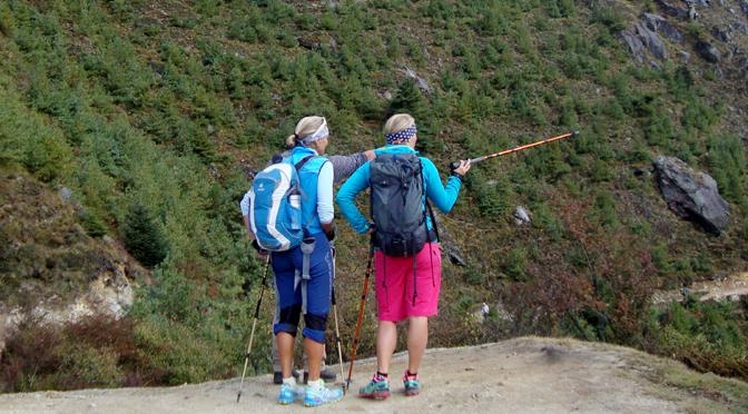 Ganga Jamuna trek - Explore twin waterfalls Ganga Jamuna Dhading Nepal